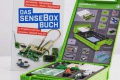 SenseBox Edu - Messwerkzeuge bauen und programmieren