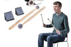 Aerodrums – Schlagzeug spielen ohne Trommeln