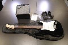 E-Gitarre Starter Set – Sie wollten immer mal Gitarre lernen?