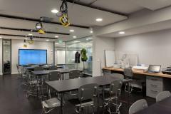 Unser Maker Space ist groß und flexibel